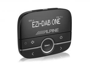Alpine DAB Empfänger